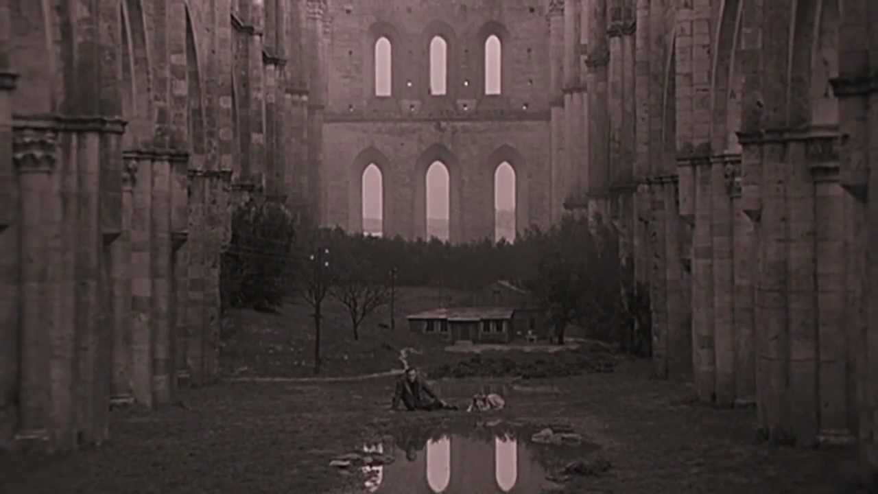 Nostalghia 1983 di andrej tarkovskij - Lo specchio tarkovskij ...